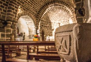 Eglise des Templiers à Bessamorel