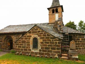 Eglise des Templiers de Bessamorel _Pays des Sucs OT