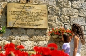 Parcours memoire du chambon sur lignon