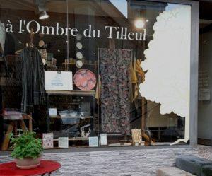 A l'ombre du Tilleul - boutique déco à yssingeaux
