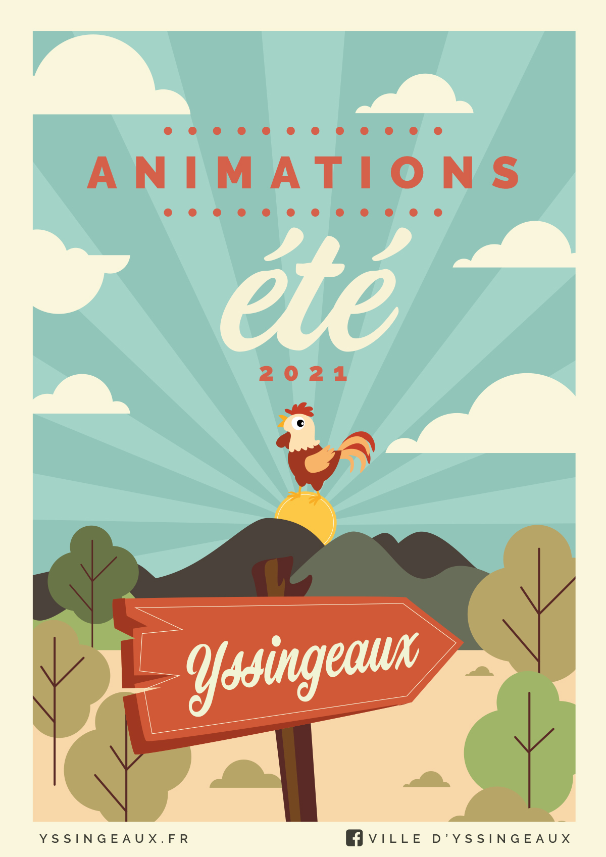 Programme d'Animations été 2021